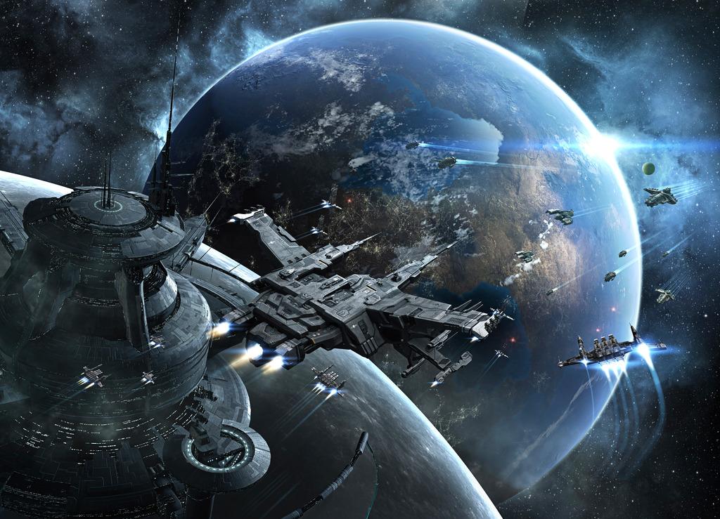 「EVE ONLINE」のイメージ