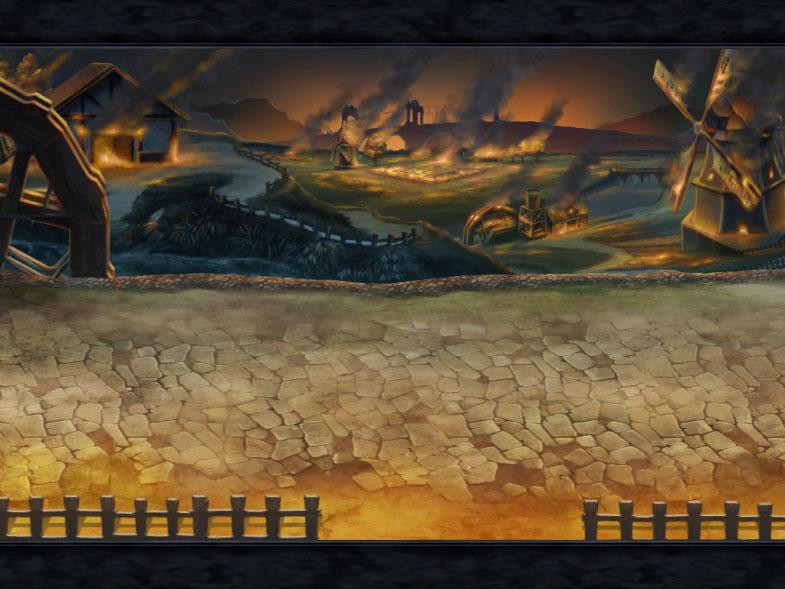 MMORPGと世界観を同じにするソーシャルRPG。こちらの開発はこれからという印象だ