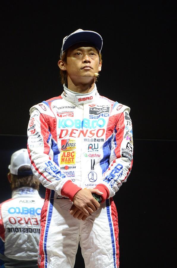 脇阪寿一選手