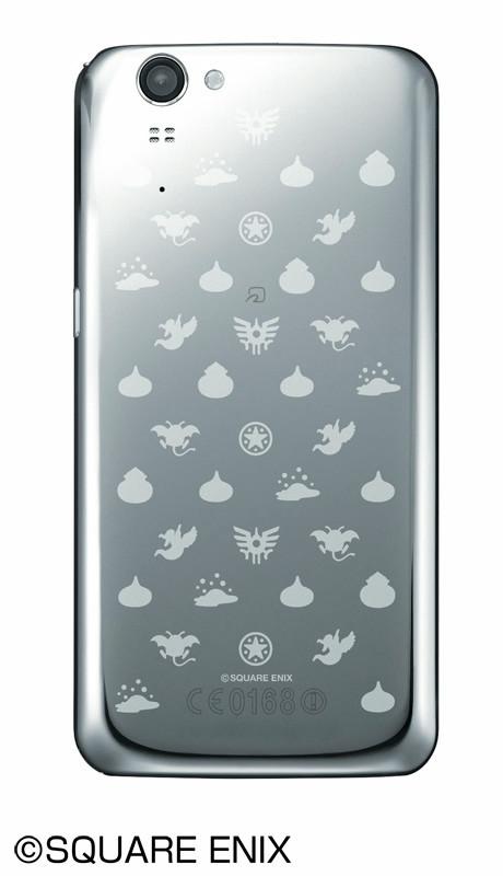 「ドラゴンクエスト」コラボレーションスマートフォン