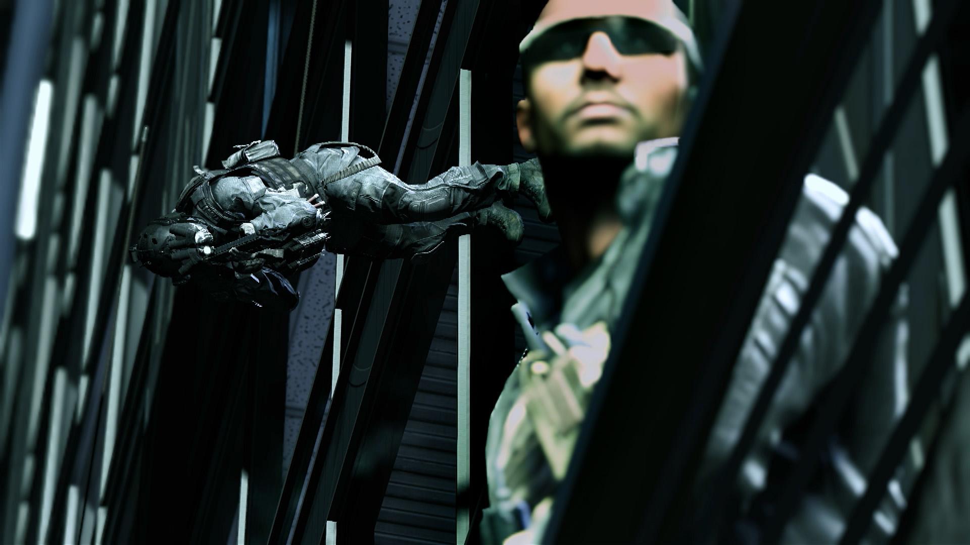 誰も正体を知らず、戦い続ける伝説の部隊「ゴースト」。彼らは実在しているのか? アメリカ兵の中では彼らの噂をするものも多い。