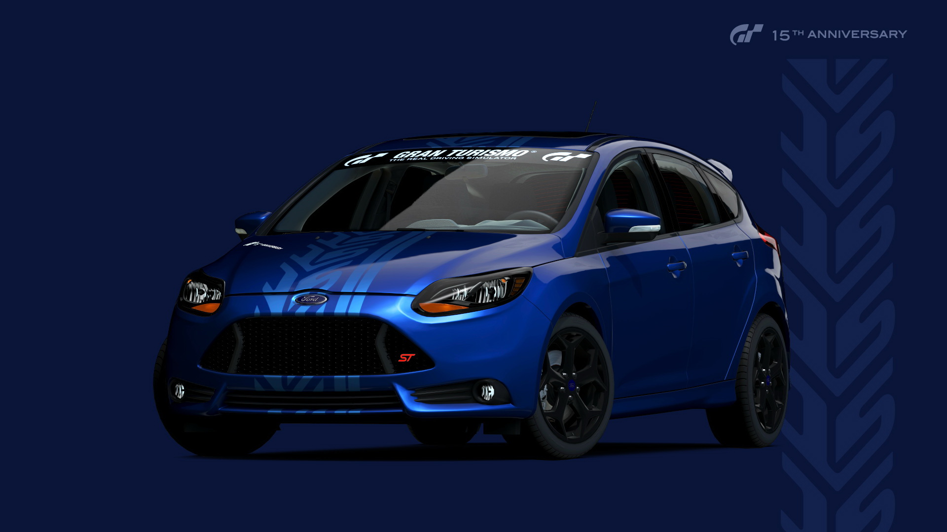 「Ford Focus ST 15th Anniversary Edition」