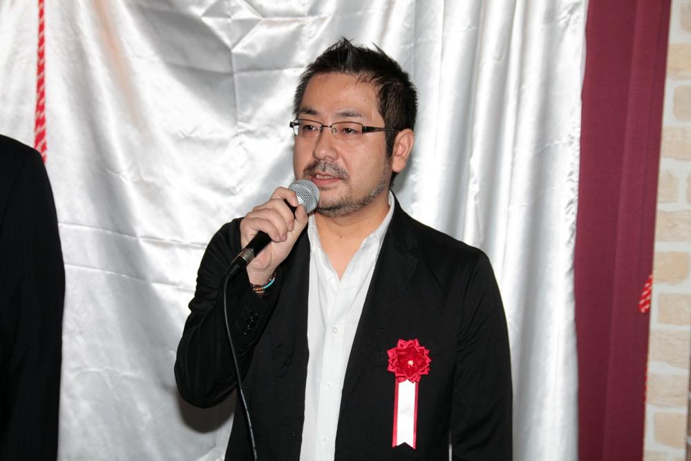 スクウェア・エニックス プロデューサー統括部エグゼクティブ・プロデューサーの齊藤陽介氏
