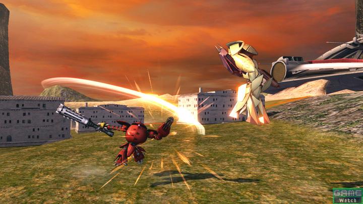 ミンチドリルを使った格闘が強力なコレンカプル。一撃のダメージが大きい