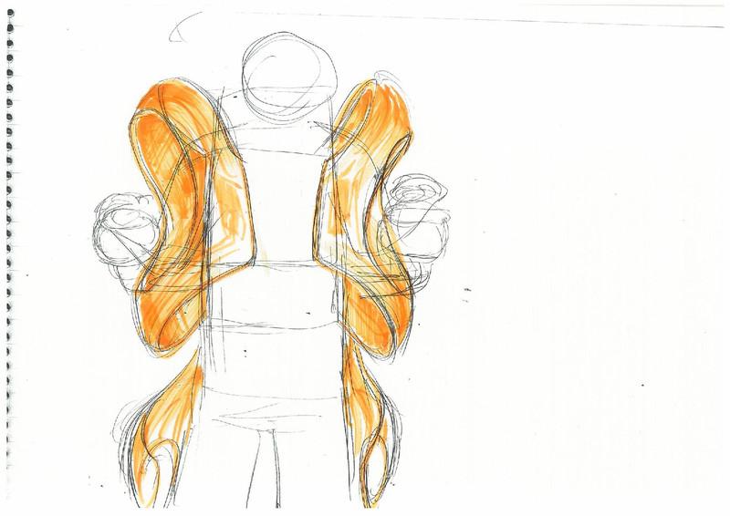 ※4 左右から着るような雰囲気のド派手な「着る筐体」プラン