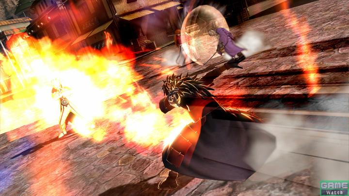 強力な技を駆使すれば戦いを支配することも。須佐能乎は範囲攻撃にも有効だ