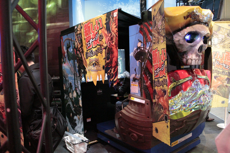 「デッドストームパイレーツ Special Edition」には新たなステージが追加