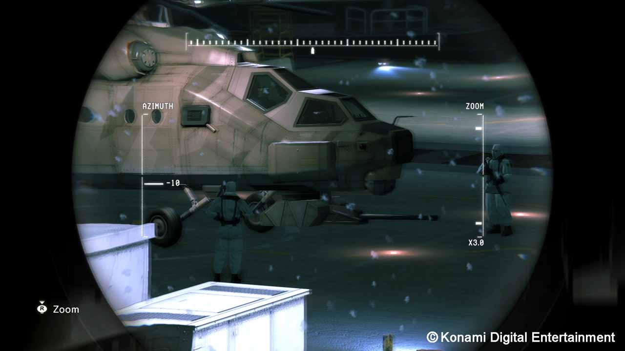 こちらはPS4/PS3版限定のミッション「デジャブ・ミッション」。その名のとおり、どこかで見たようなシーンが……?