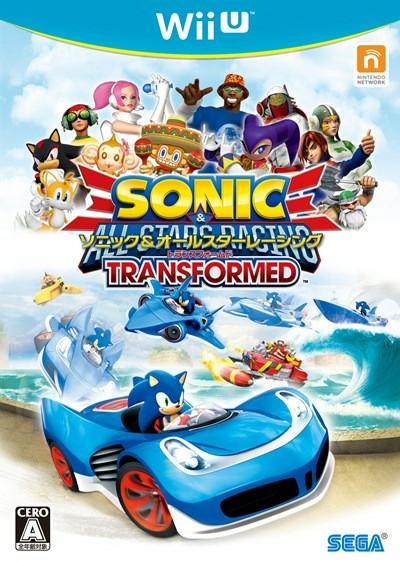Wii U版パッケージ