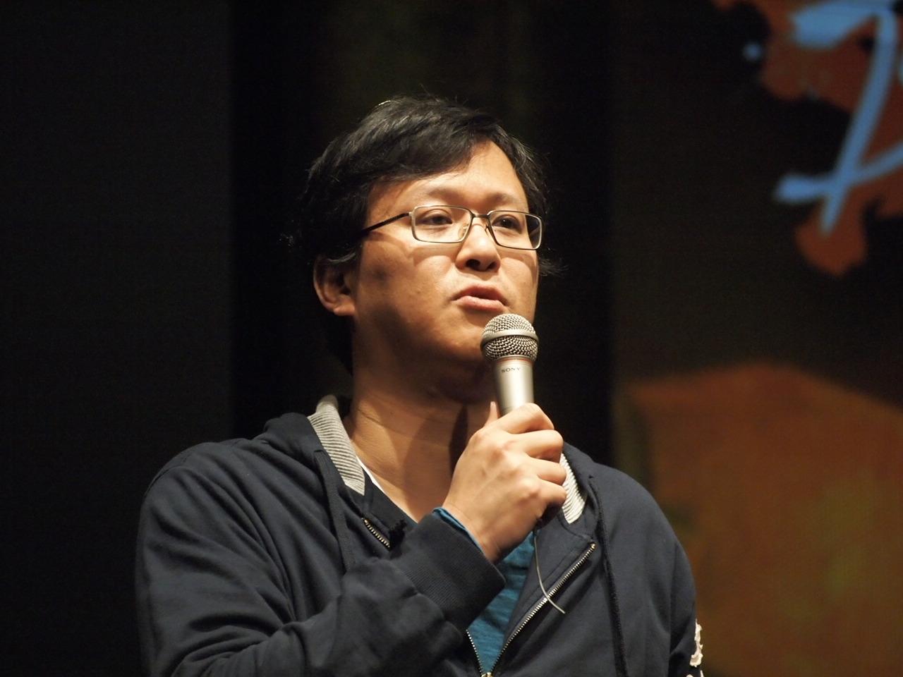 NCSOFT Chief Producing Officer兼ブレイドアンドソウル総括プロデューサー ベ・ジェヒョン氏