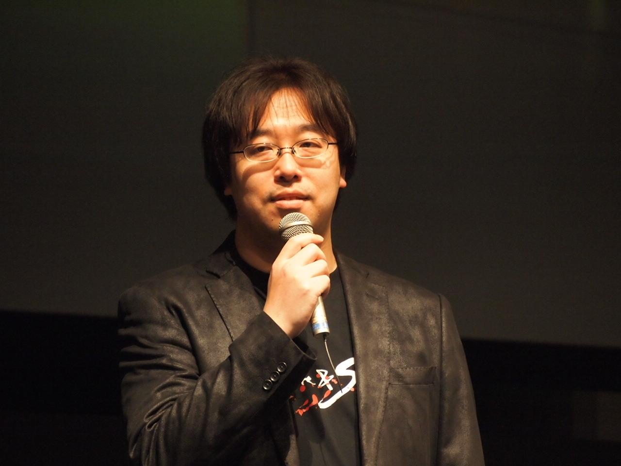 ブレイドアンドソウル日本運営プロデューサー 兼 開発コーディネーター 五條隆将氏