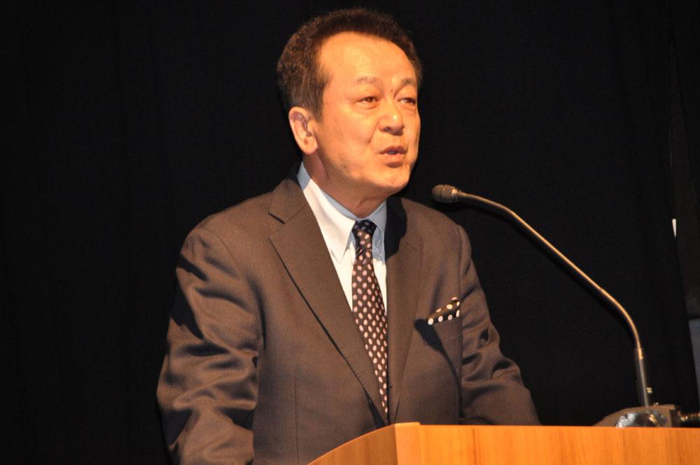 タカラトミーアーツ代表取締役社長の鴻巣崇氏