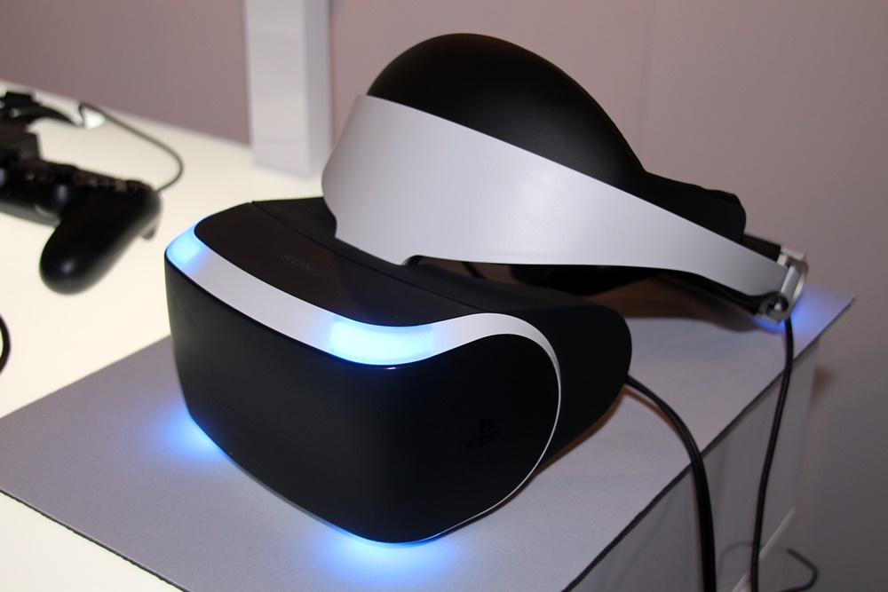 GDC 2014でお披露目された「Project Morpheus」