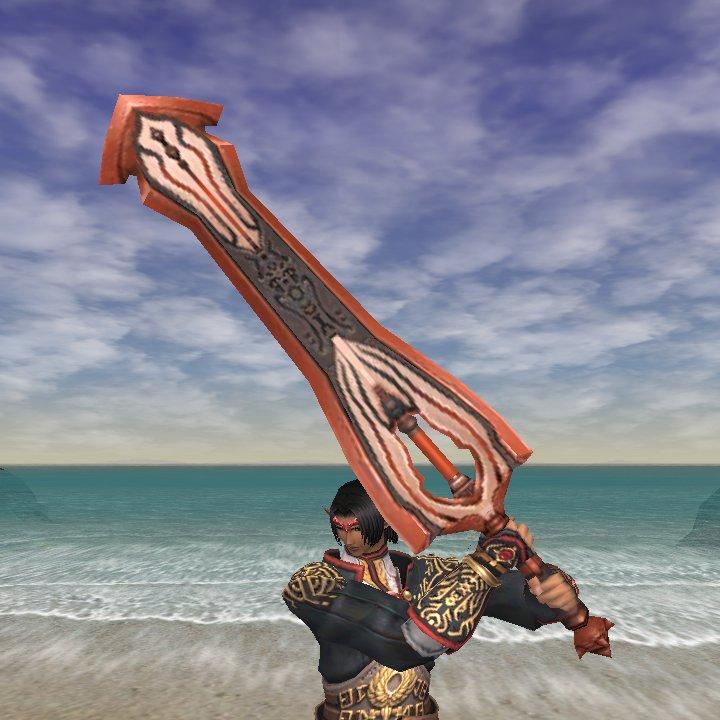 風水士と魔導剣士の新武器(ミシックウェポン相当)
