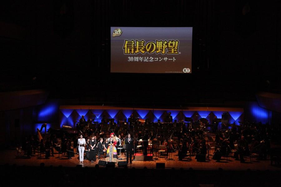 コーエー時代も含め、ゲームコンサートの主催は同社としては初の試みだという。襟川氏は「40周年ならあるかも」と冗談めかしたが、もし機会があれば今後もぜひ開催していただきたいと思う