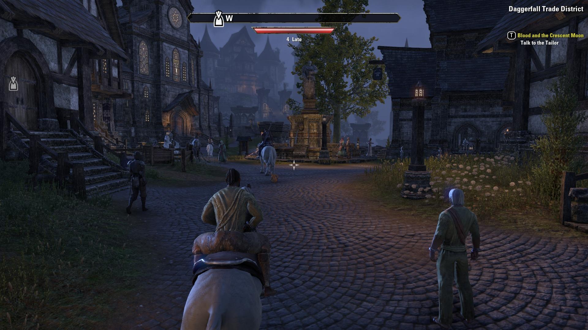 予約特典の馬に乗って、アーリーアクセスの世界を進む