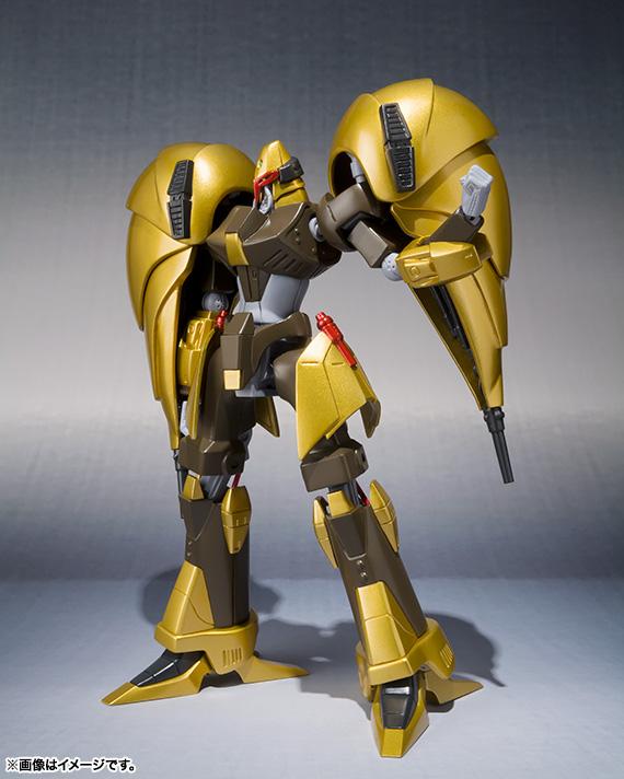 黄金色の、豪華なイメージのHMだ