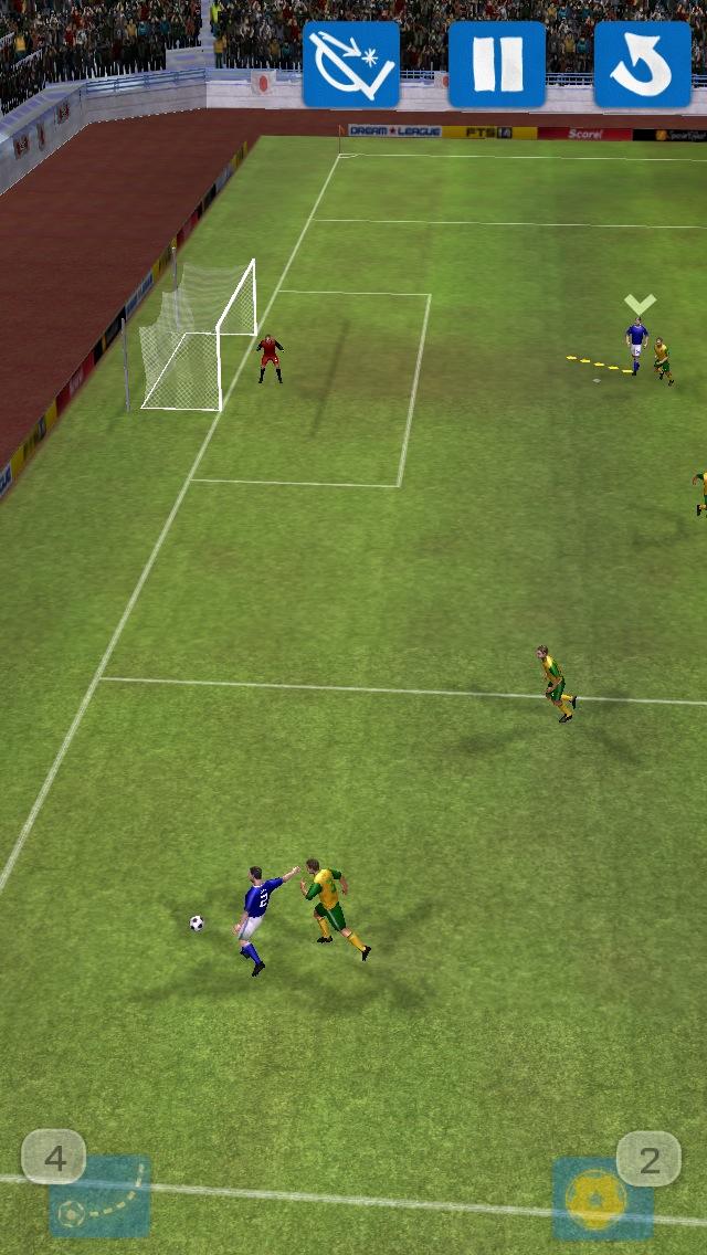 2011年アジアカップで李忠成選手が見せたボレーシュートもプレイできる