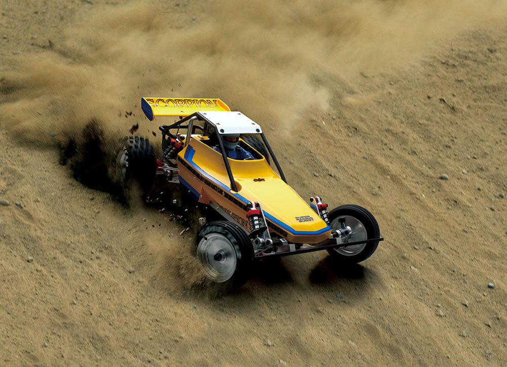 レーシングバギーというジャンルを開拓した名車が蘇る