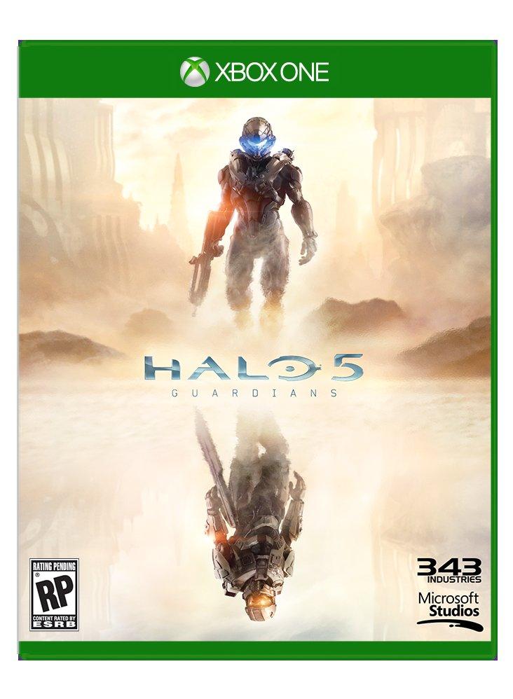 「Halo 5: Guardians」のパッケージイメージ