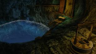 """【秘境F】:(難易度:★★★★★) <br class="""""""">・サイレント海に潜む洞穴<br class="""""""">・その入り口は海中にあり<br class="""""""">・S6°より南に位置する"""