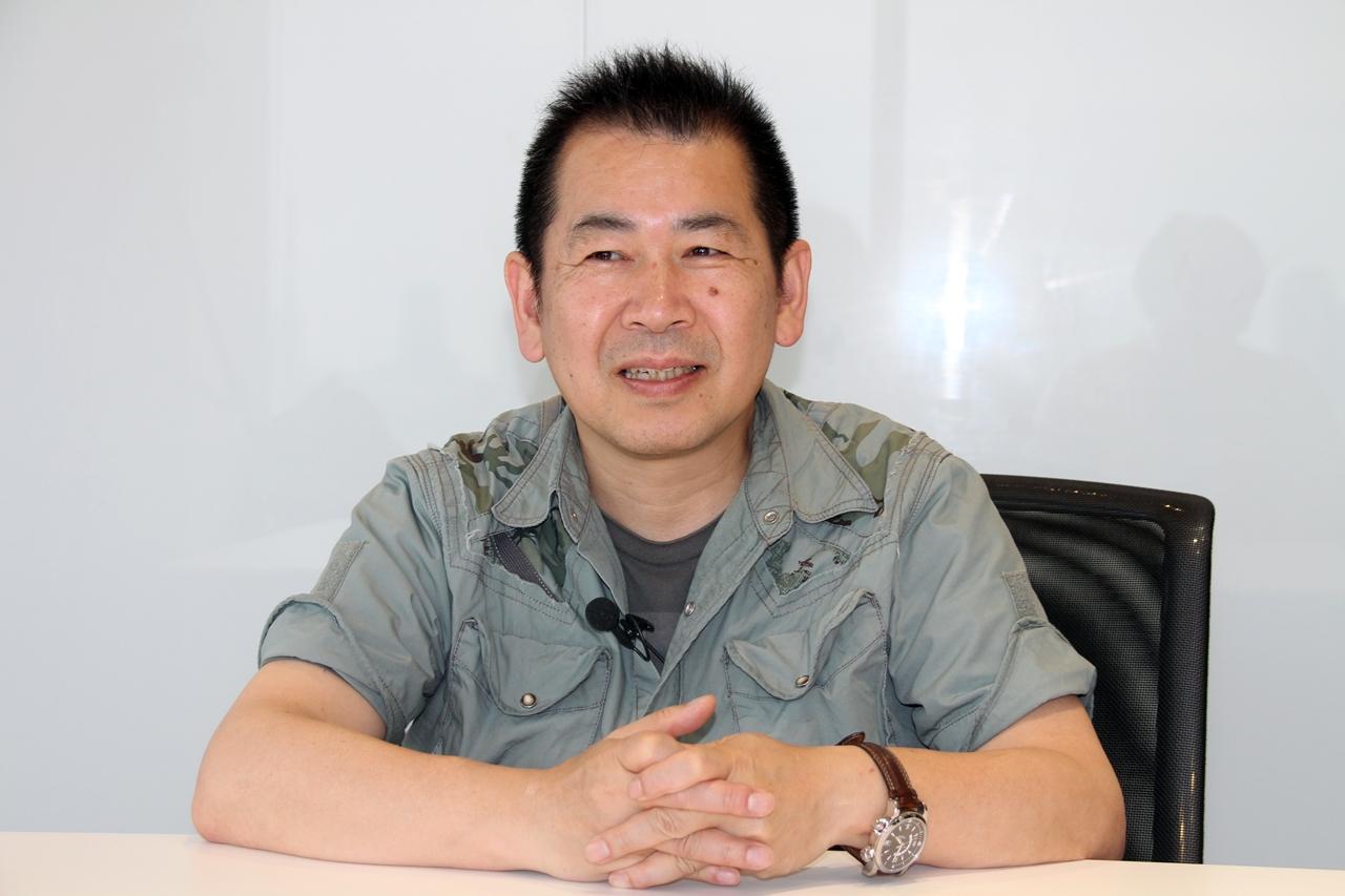 YS NET代表取締役の鈴木裕氏