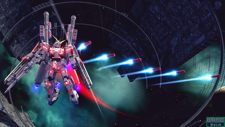 ハイパー・バズーカに付属されているハンド・グレネードを発射する格闘武装。後格闘では体当たりを行なう。敵との位置関係で使い分けていくといいだろう