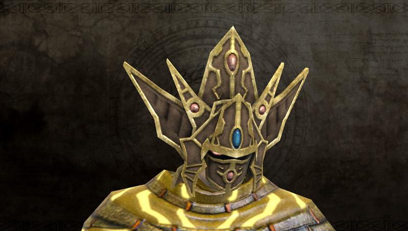 白の騎士(アルハザード)の仮面