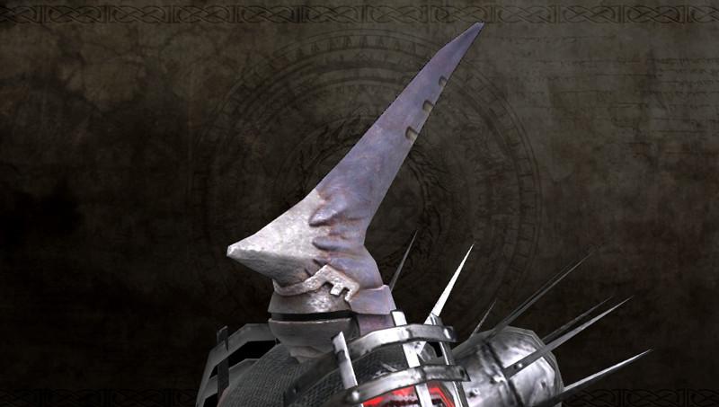 蒼の騎士(ジークフリード)の仮面