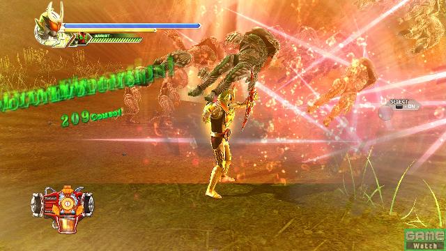 仮面ライダー斬月・真は、沢芽市の企業・ユグドラシル・コーポレーションに勤め、光実の兄である呉島貴虎が変身した姿。斬月から斬月・真となったことでさらに強力な力で鎧武たちを追い詰める。ただでさえ強力な斬月の力を、メロンエナジーロックシードでパワーアップさせた実力者である。必殺技は巨大な光の矢を放ち、上空の敵を一掃する「ソニックボレー連撃射」