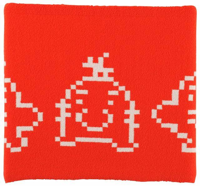 """「MOTHER」シリーズのシンボルカラーである赤いハラマキ。<br class="""""""">素材:のびのびタオリン素材(綿97%,ポリウレタン3%)<br class="""""""">サイズ:F/S/XS/子供<br class="""""""">(C)1994 Nintendo/APE inc.<br class="""""""">(C)2008 SHIGESATO ITOI/Nintendo"""