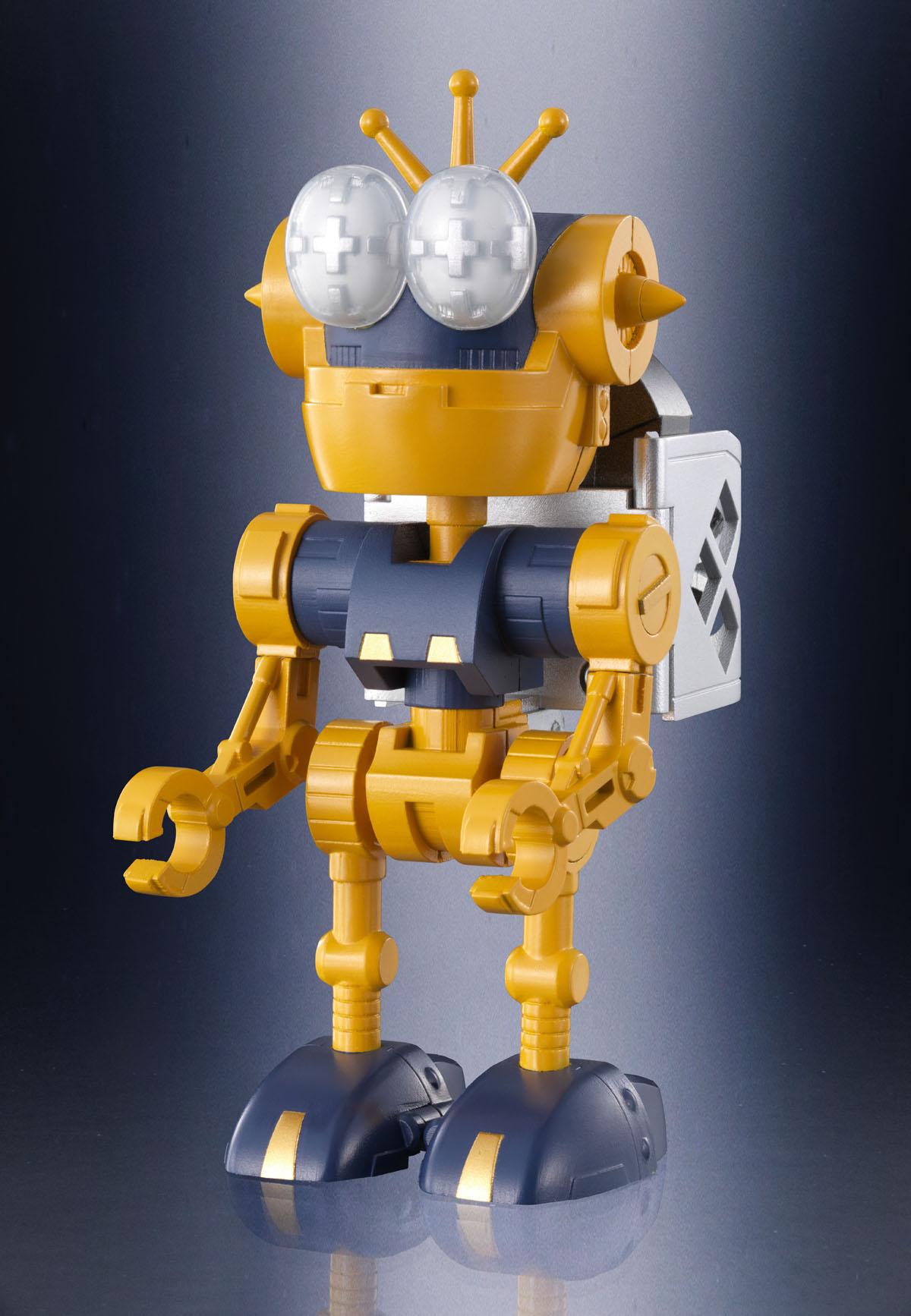 ゴンスケロボット