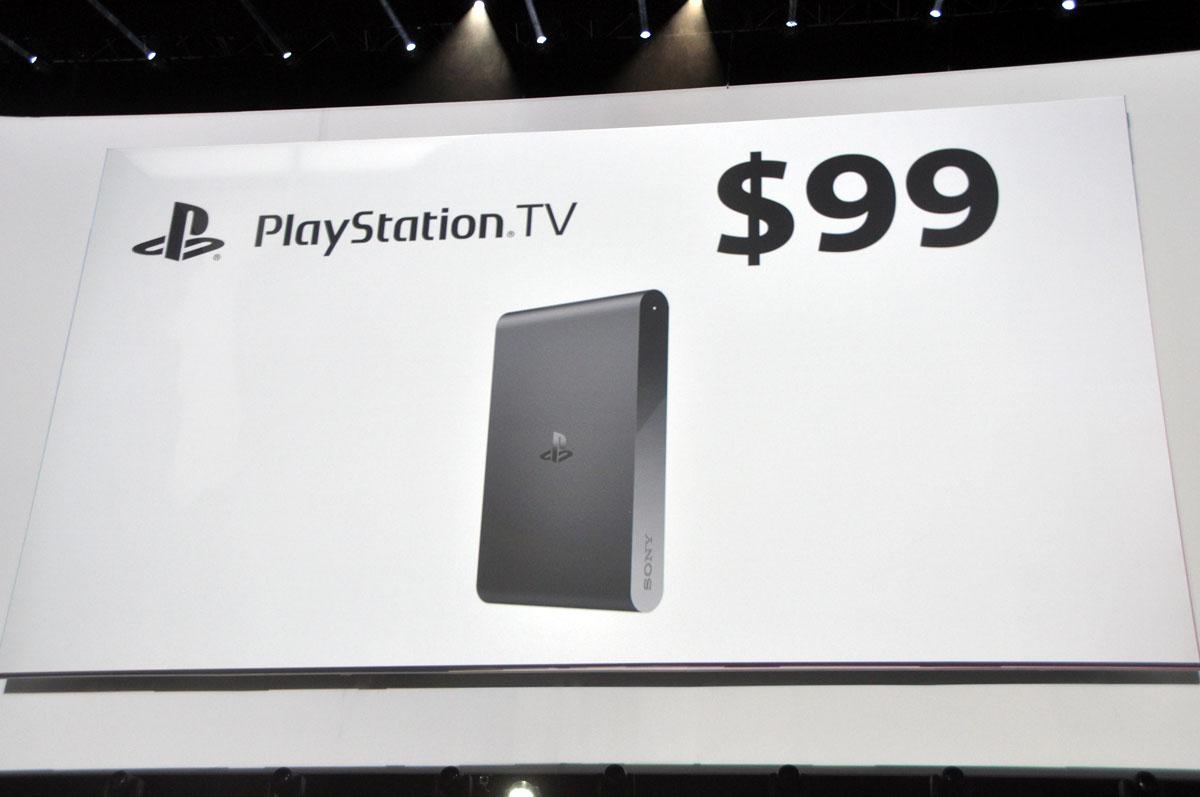 「PlayStation  TV」(日本ではPlayStation Vita TV)が今秋スタート