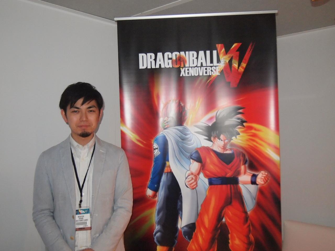 「ドラゴンボール ゼノバース」のプロデューサー 平野真之氏
