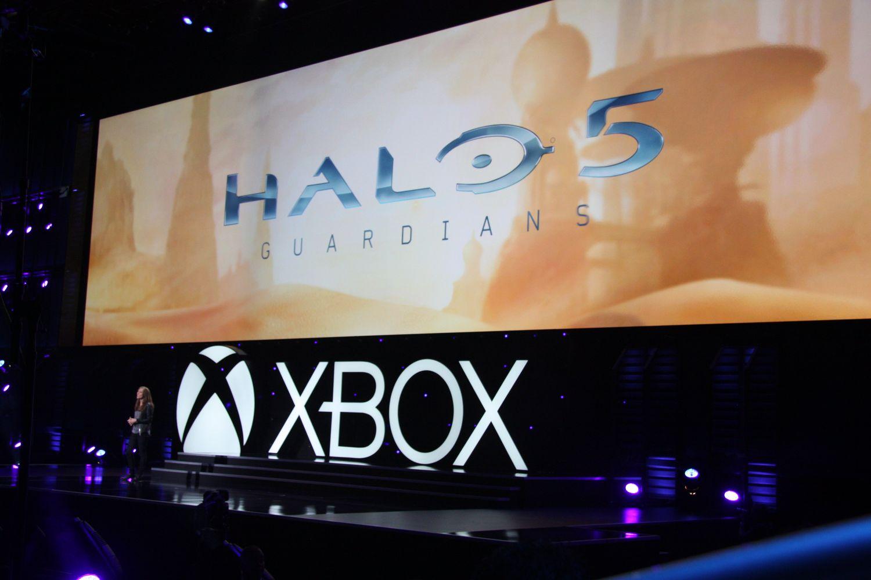 「Xbox E3 2014 Media Briefing」でもBGMが流れた瞬間大騒ぎとなった「Halo 5」