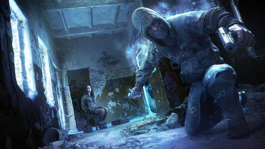 ストーリーラインはおよそ5~6時間ほどのボリュームになるとのこと。異なる視点でプレイ中のプレーヤーが、敵として現われることになるのだろうか