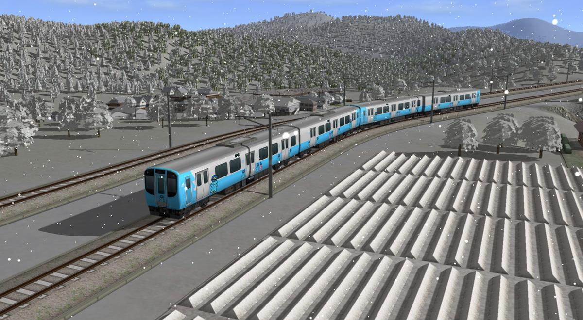 青い森703系-青い森鉄道