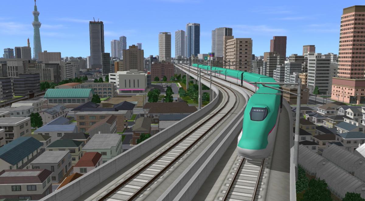 E5系-東北新幹線「はやぶさ」、「はやて」等