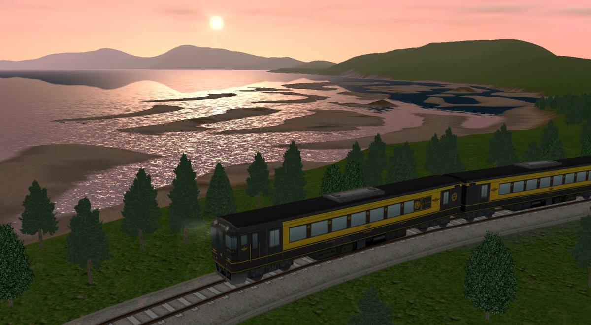 キハ185系-鹿児島本線・三角線「A列車で行こう」