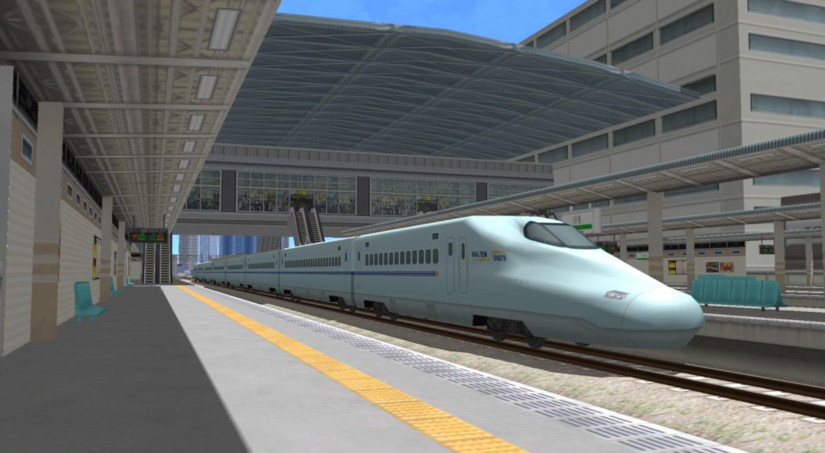 N700系-山陽新幹線・九州新幹線「みずほ」、「さくら」等