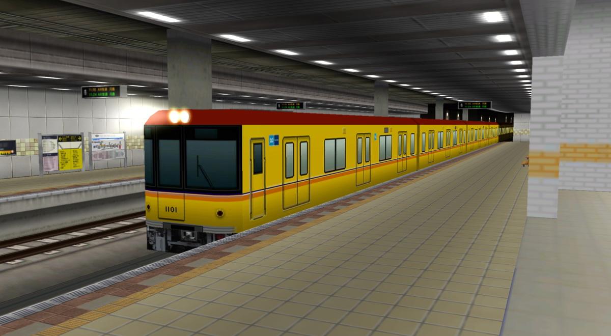 1000系-東京地下鉄銀座線