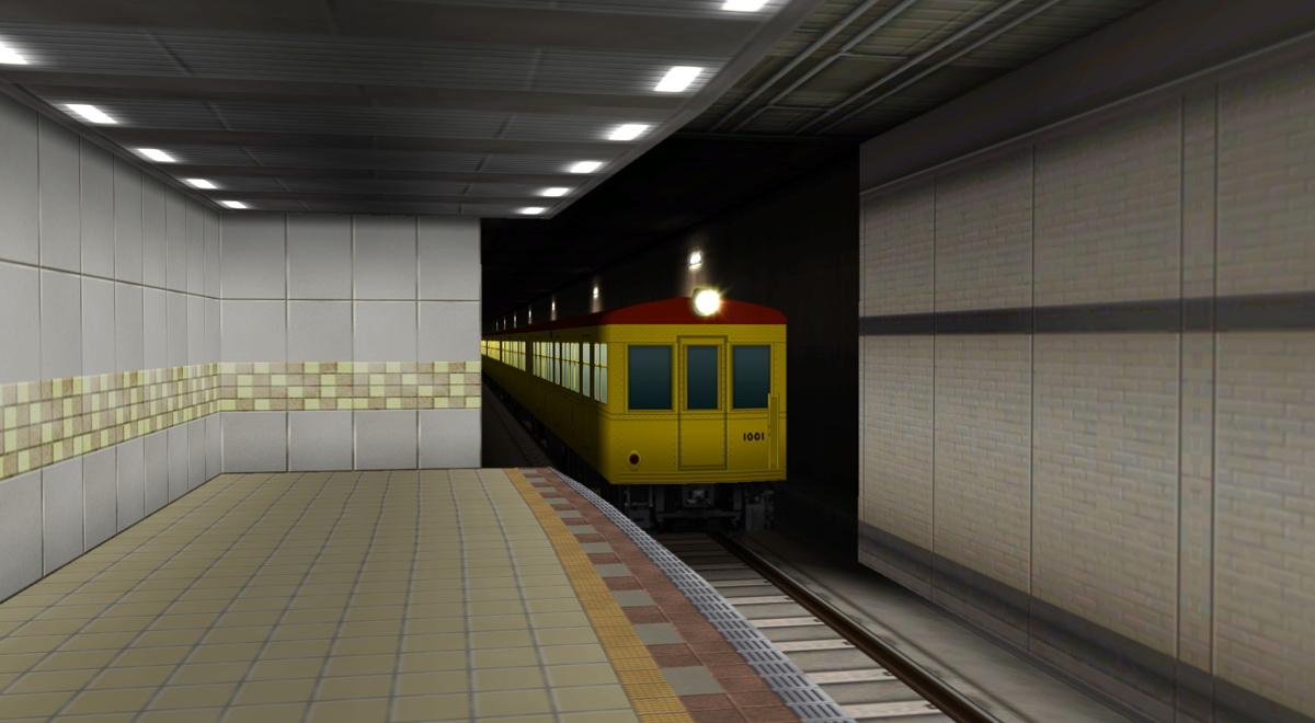 1000形-東京地下鉄道(東京地下鉄)