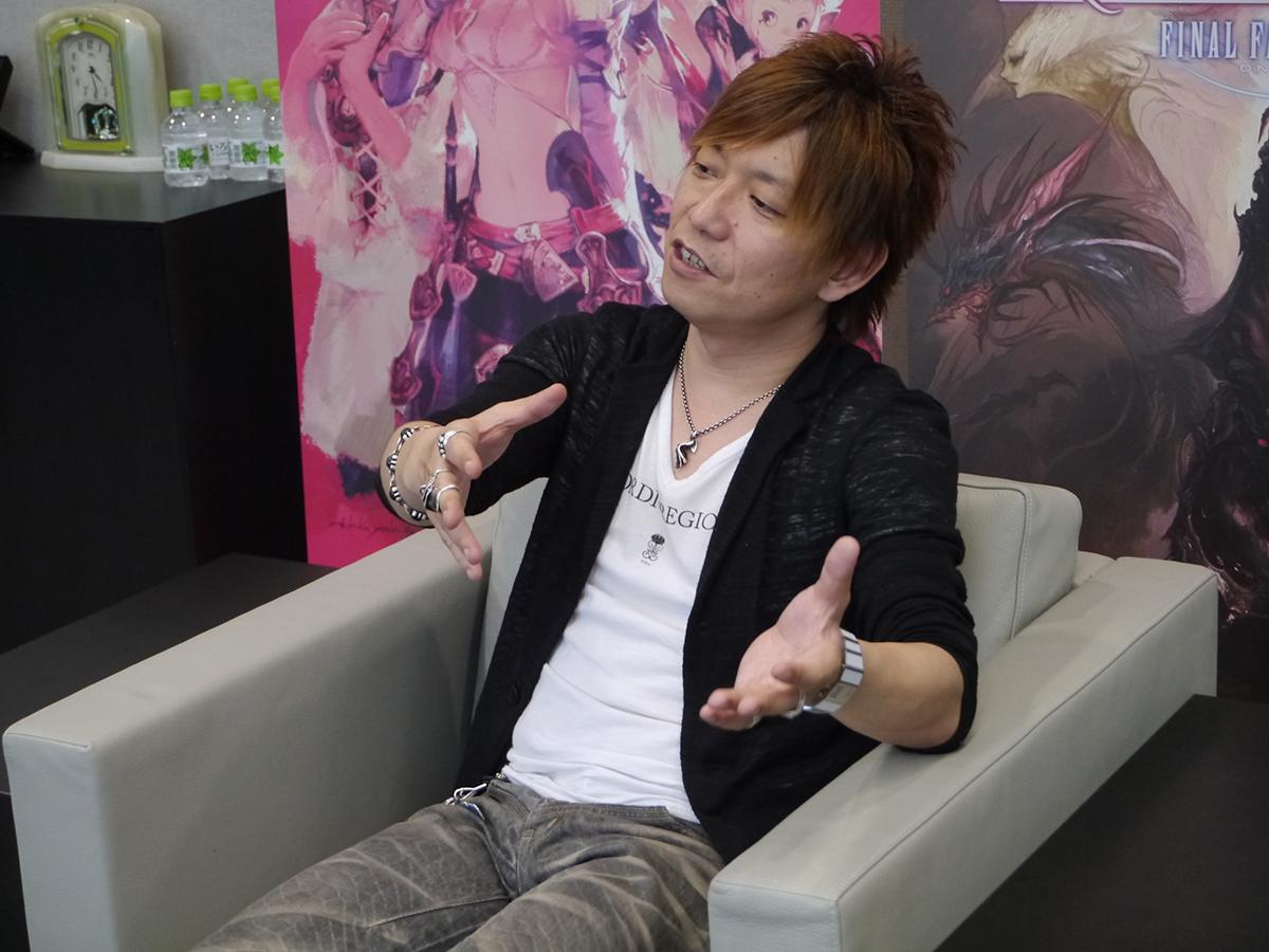 多くの人が短時間でも楽しめるようなMMORPGを目指した1つの答えが今の「新生FFXIV」だと吉田氏