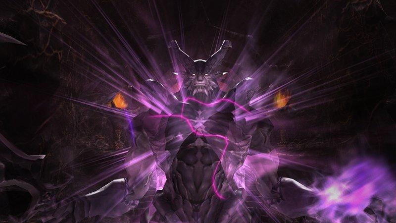「FFXI」本編のボスとしてストーリーに強い印象を残した闇の王だが、再び冒険者と対峙することになる