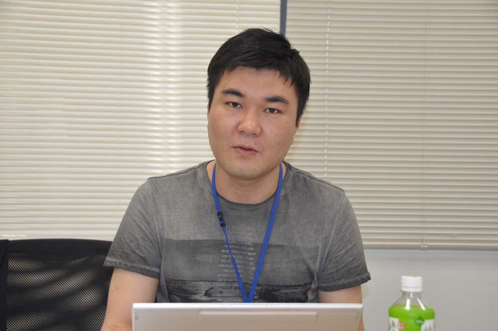 「アラド戦記」QAのイ・ジョンウォン氏