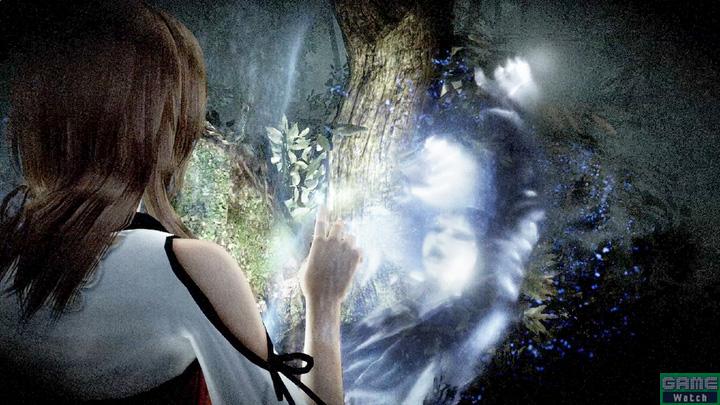 射影機で怨霊を倒したあとに、断末魔に触れると……。その怨霊の死を追体験することが……