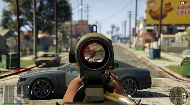 「GTA」ファン待望の1人称視点モードが追加される