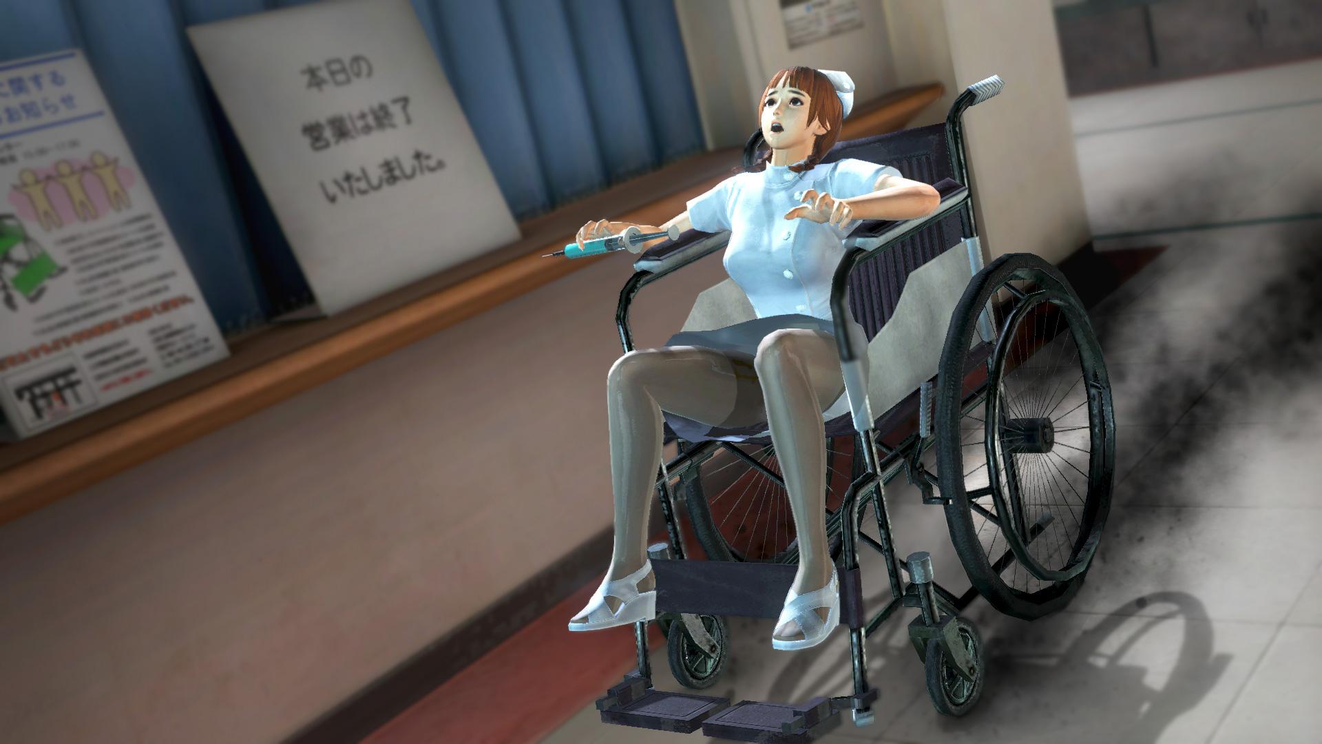 仕掛け「移動する椅子」、屈辱、壁。敵を乗せると壁まで運んで行くことができる。さらに同性能のトラップも存在するので、入手後は他のステージでも利用可能