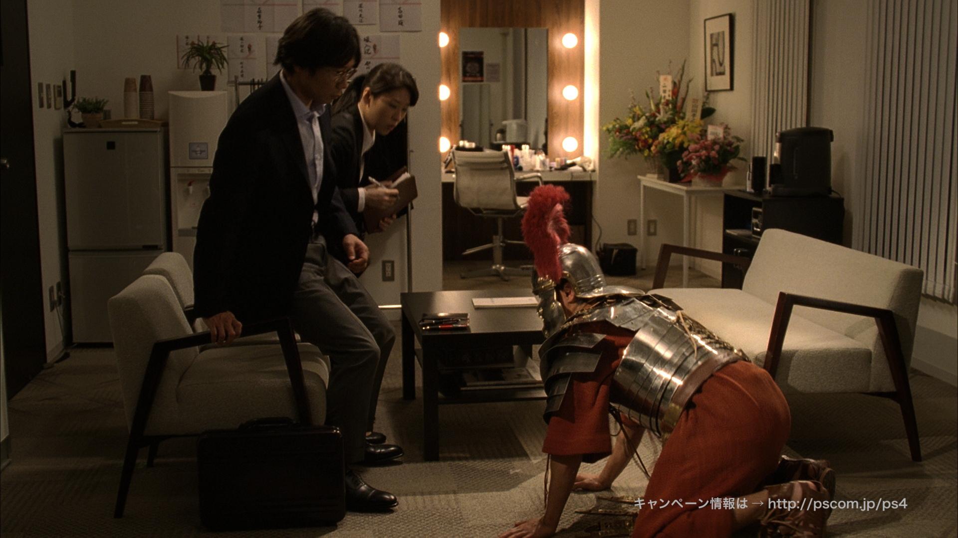 衣装のフィッティング後に事務所のスタッフとスケジュール調整に挑む山田さん。なぜか急にお休みをもらおうとする山田さんの最後の手段は?
