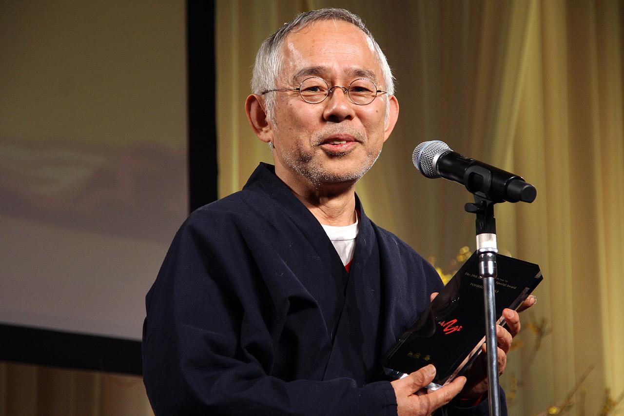20周年記念特別賞 鈴木敏夫氏